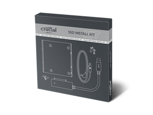 Crucial SSD Installation Kit + Cloning Software