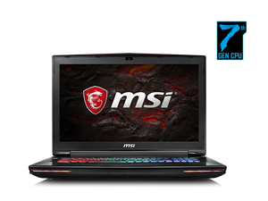 "MSI GT72VR Dominator 17.3"" 120Hz FHD Intel Core i7 Gaming Laptop"