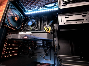 Centre Com 'Oathkeeper' Gaming System