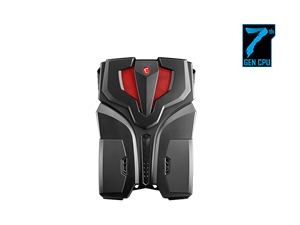 MSI VR One 7RE-068AU Intel Core i7 Gaming Backpack
