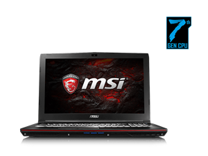 "MSI GP62 Leopard 7RD-016AU 15.6"" FHD Intel Core i7 Gaming Laptop"