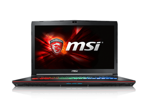 "MSI GE72 Apache Pro 6QD-680AU 17.3"" FHD IPS Intel Core i7 Gaming Laptop"