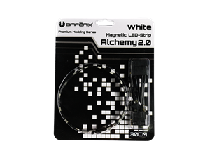 BitFenix Alchemy 2.0 30cm White Magnetic LED Strip