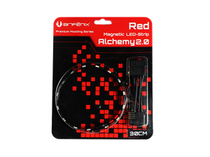 BitFenix Alchemy 2.0 30cm RED Magnetic LED Strip