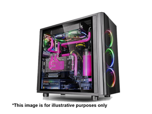 Thermaltake View 31 Tempered Glass RGB Mid Tower Case