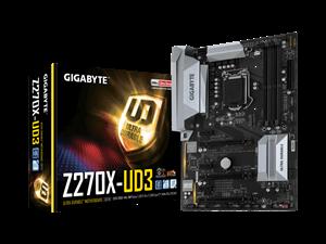 Gigabyte Z270X-UD3 Intel Motherboard
