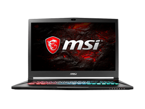 "MSI GS73VR Stealth Pro 7RF-240AU 17.3"" FHD Intel Core i7 Gaming Laptop"