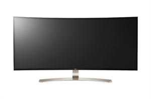 "LG 38"" 38UC99 21:9 3840 x 1600 IPS Curved FreeSync LED Ultrawide Monitor"
