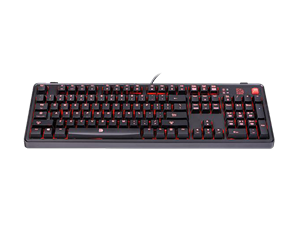 TTeSPORTS Meka Pro Cherry MX Blue Mechanical Keyboard