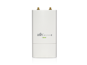 Ubiquiti UniFi Outdoor Dual Band WiFi Access Point - UAP-OUTDOOR-5