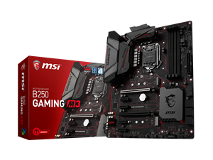 MSI B250 Gaming M3 Intel Motherboard