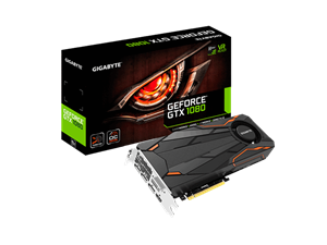 GIGABYTE GeForce GTX 1080 Turbo OC 8GB GDDR5X