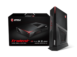MSI Trident 3 3-038AU Intel Core i7 Gaming Desktop