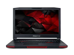 "Acer Predator GX-792-78CQ 17.3"" 4K UHD IPS Intel Core i7 Gaming Laptop"