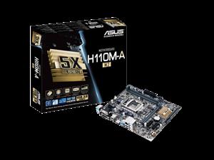 ASUS H110M-A/M.2 Socket LGA 1151 mATX Motherboard