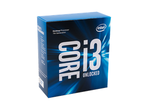 Intel Core i3 7350K Unlocked LGA 1151 CPU - BX80677I37350K