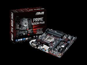 ASUS Prime B250M-PLUS Intel Motherboard