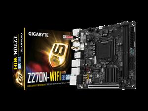 Gigabyte Z270N-WIFI Mini ITX Intel Motherboard