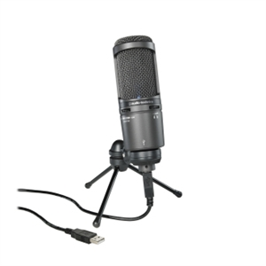 Audio-Technica AT2020USB+ USB Recording Microphone