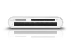 VROVA Plus USB-C Multi Card Reader - Silver