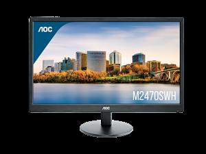 "AOC M2470SWH 23.6"" Full HD Monitor"