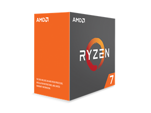 AMD Ryzen 7 1700X 8 Core AM4 CPU (No CPU Cooler) - YD170XBCAEWOF