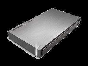 """LaCie Porsche Design 1TB 2.5"""" USB3.0 Portable Hard Drive"""