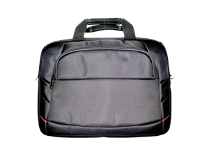 """STC Top Load Carry Case up to 15.4"""" Notebook - Black Nylon"""