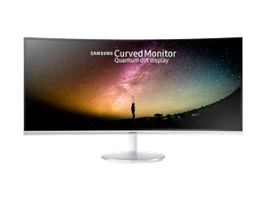 """Samsung LC34F791WQEXXY 34"""" Ultra WQHD Curved Monitor"""