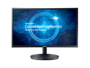 "Samsung G70 LC24FG70FQEXXY 23.5"" Full HD 144Hz FreeSync Curved Monitor"