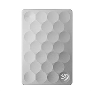 Seagate Portable Plus 1TB - Platinum