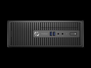 HP 400 G3 Small Form Factor Intel Core i5 Desktop