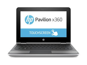 "HP Pavilion x360 13-U154TU 13.3"" Full HD Touch Intel Core i5 Convertible Laptop - Silver"