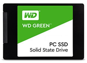 Western Digital Green PC SSD 240GB