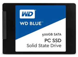 Western Digital Blue SSD 500GB