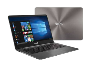 "ASUS ZenBook UX430UQ-GV047R 14"" Full HD Display Intel Core i5 Laptop - Silver"