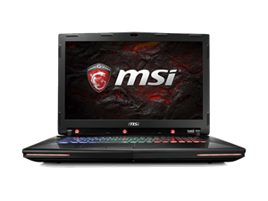 "MSI GT72VR 6RE-259AU Dominator Pro 17.3"" FHD Intel Core i7 Gaming Laptop"