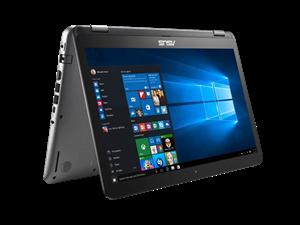"""ASUS VivoBook Flip TP501UQ-DN103T 15.6"""" FHD Touch Intel Core i7 Laptop"""