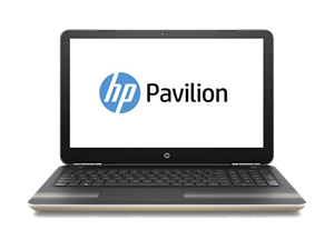 "HP Pavilion 15-AU603TX 15.6"" HD Intel Core i5 Laptop - Gold"