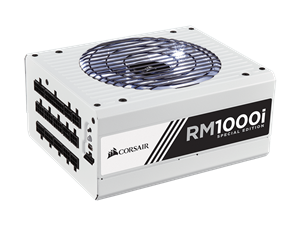 OEM Corsair RM1000i 1000W Modular 80+ Gold Power Supply - White