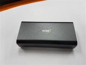 HAME T2 5000mAh Mini Power Bank - Black