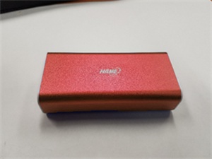 HAME T2 5000mAh Mini Power Bank - Red