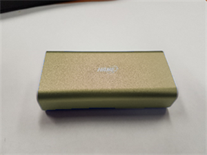 HAME T2 5000mAh Mini Power Bank - Gold