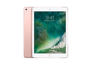 "Apple iPad Pro 9.7"" 128GB WiFi + Cellular - Rose Gold"
