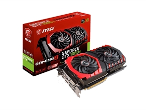 MSI GeForce GTX 1080 Ti Gaming X 11GB Graphics Card