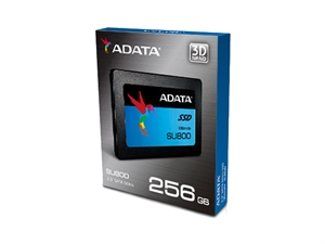 "ADATA SU800 256GB Ultimate 3D NAND Flash 2.5"" SATA SSD"