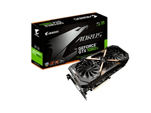 Gigabyte Aorus GeForce GTX 1080 Ti 11GB Gaming Graphics Card