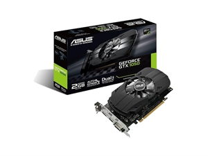 ASUS GTX 1050 Phoenix 2GB Graphics Card