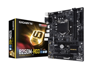 Gigabyte B250M-HD3 Intel Motherboard