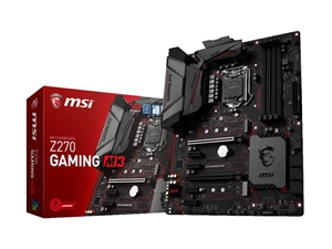 MSI Z270 Gaming M3 Intel Motherboard